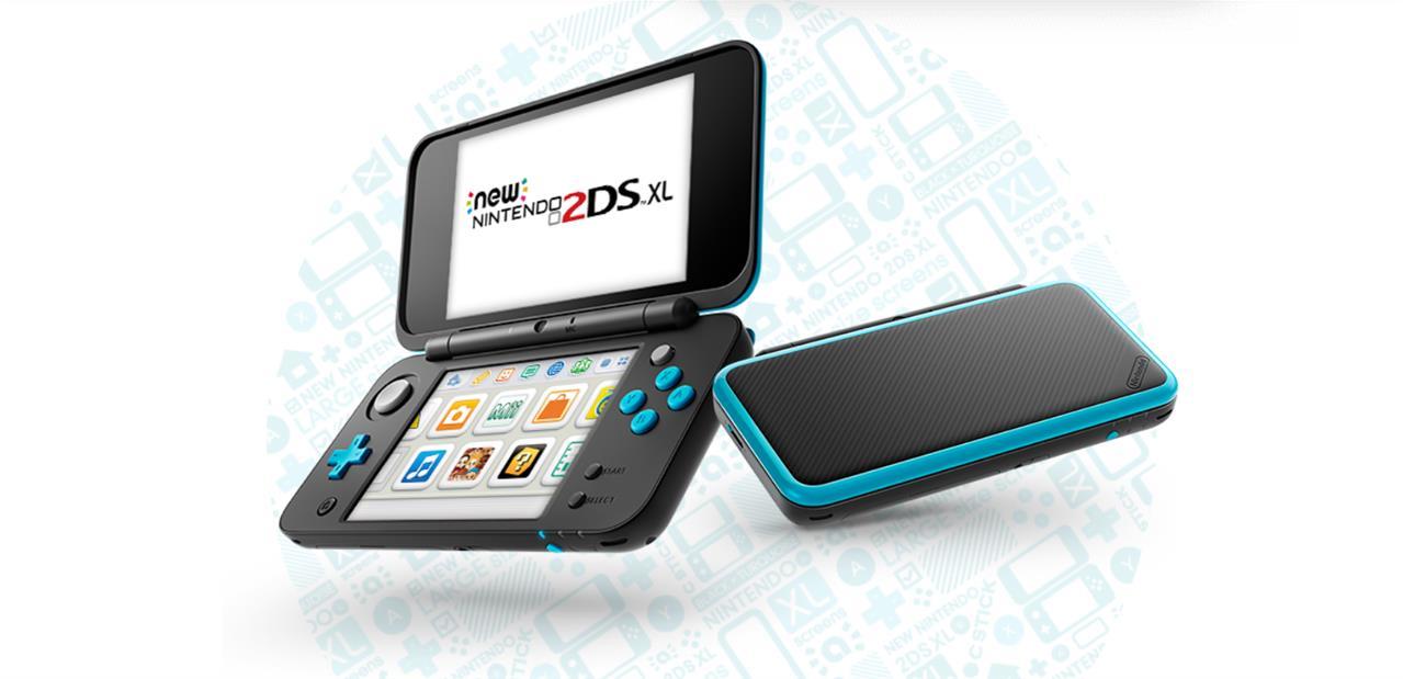 Nintendo's New 2DS XL Announced