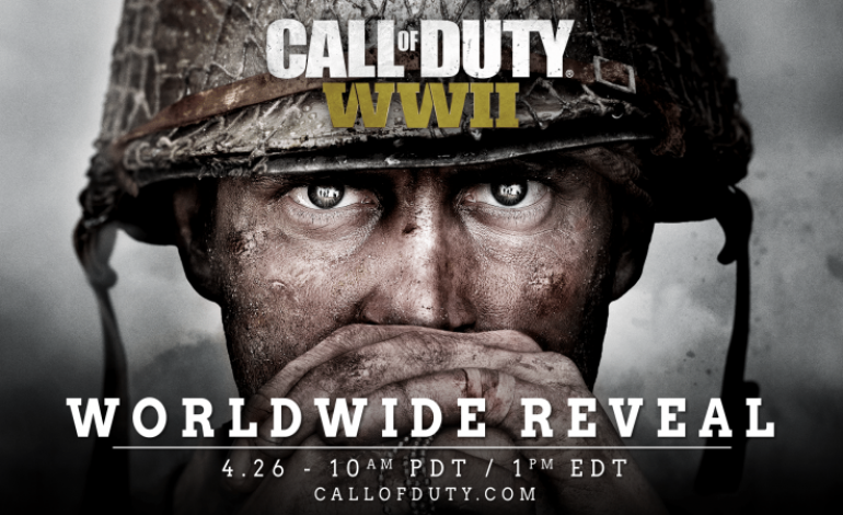 Live Stream Event For Call Of Duty WWII Headed to a Computer Near You