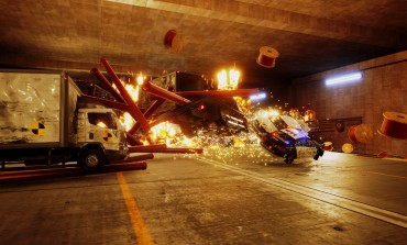 Danger Zone is the Spiritual Successor to Burnout 3's Crash Mode