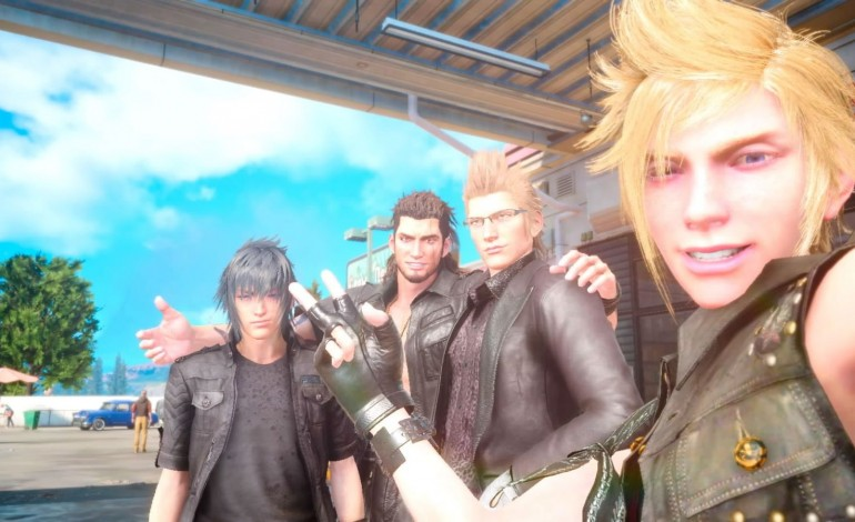 Final Fantasy XV's Next Free Update To Improve Game Performance
