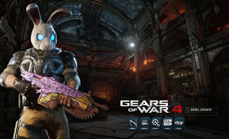 Gears of War 4's April Update Detailed