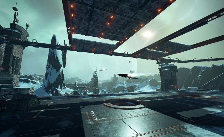 "Eve: Valkyrie ""Groundrush"" Update Coming Next Week"