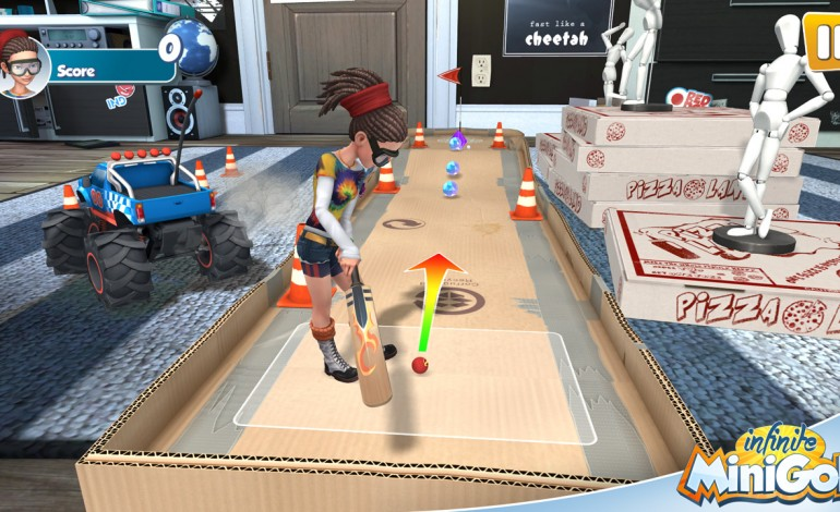 Planet MiniGolf Sequel Will Be Playable in VR