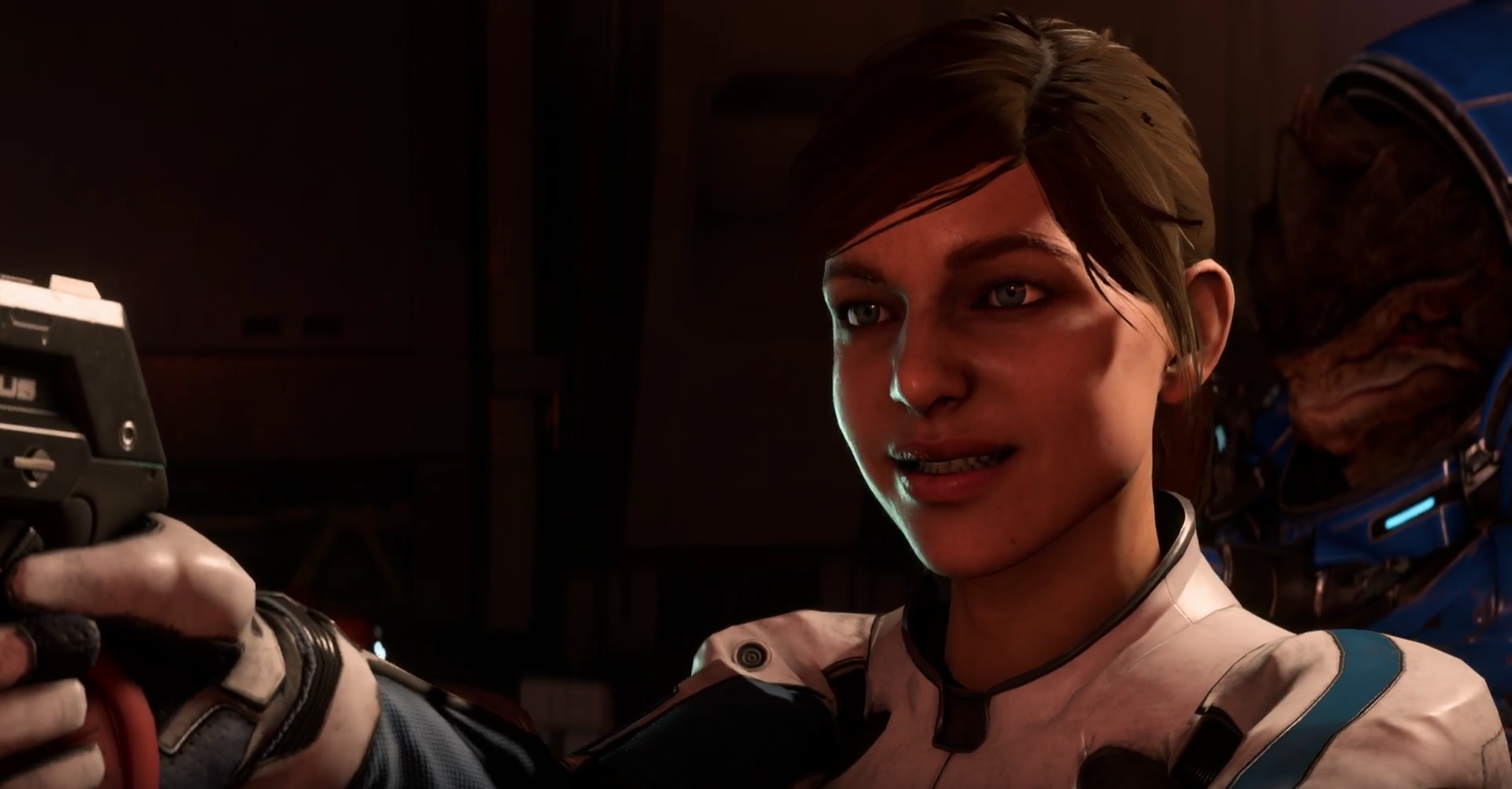 New Mass Effect Andromeda Update Promises To Fix Awkward Cutscene Faces And More Mxdwn Games