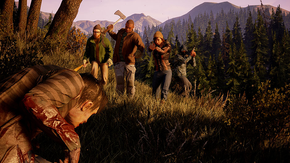 State of Decay 2 Maps Detailed in Blog Post