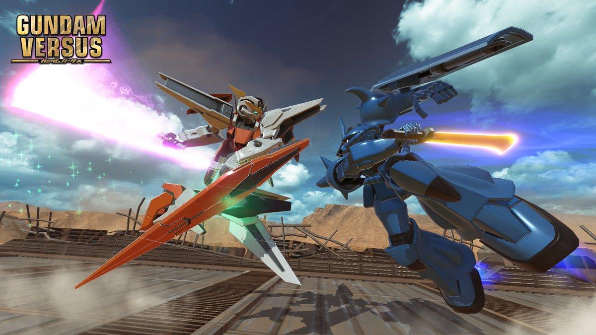 Gundam Versus Heading to PS4 in America, Europe This Fall