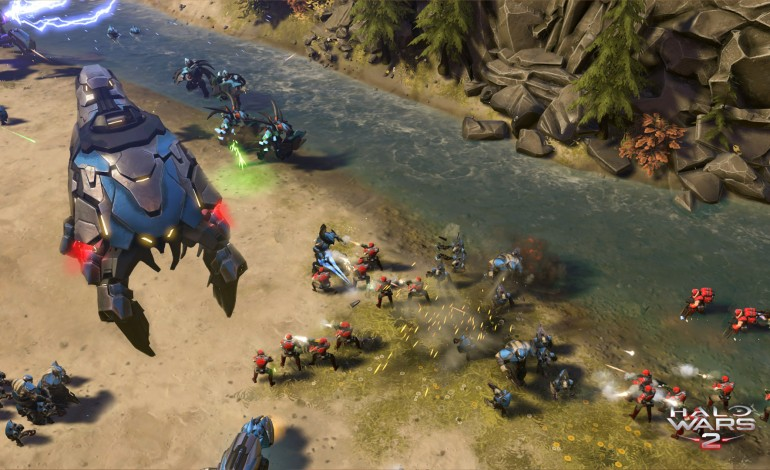 Halo Wars 2 DLC Delayed Because of Game Breaking Bug
