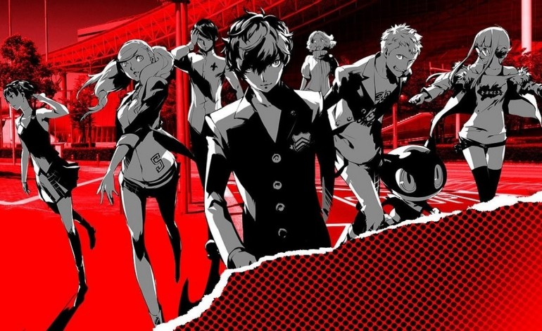 Persona 5 DLC is Already Rolling Out