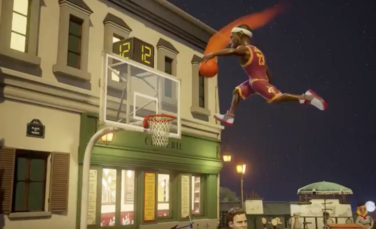 NBA Playgrounds Releases Next Month