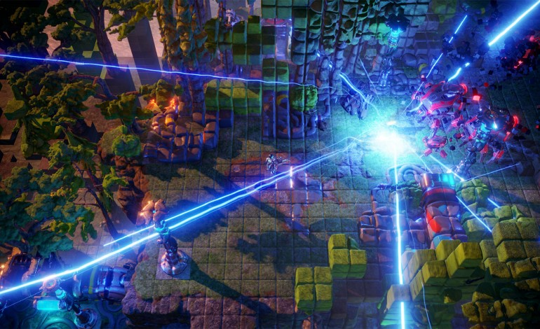 New Features Revealed in Nex Machina