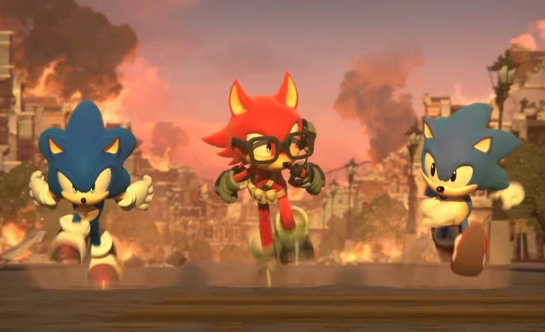 Custom Hero Mechanic Revealed for Sonic Forces