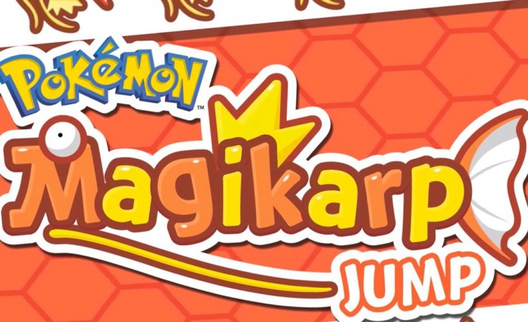 New Mobile Pokémon Game, Magikarp Jump, is Available Now