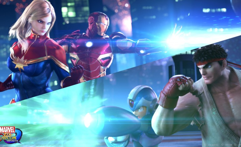 Marvel Vs. Capcom: Infinite Character Roster Possibly Leaked