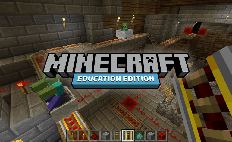Minecraft: Education Edition Adds Code Builder Feature