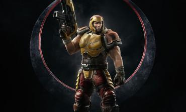 """Quake Champions Finally Adds the OG """"Quakeguy"""""""