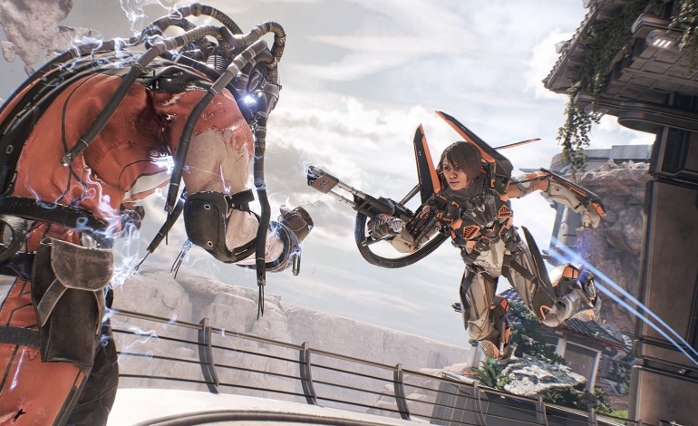 LawBreakers Follows Up Flashy Announce Trailer With Solid PvP Gameplay