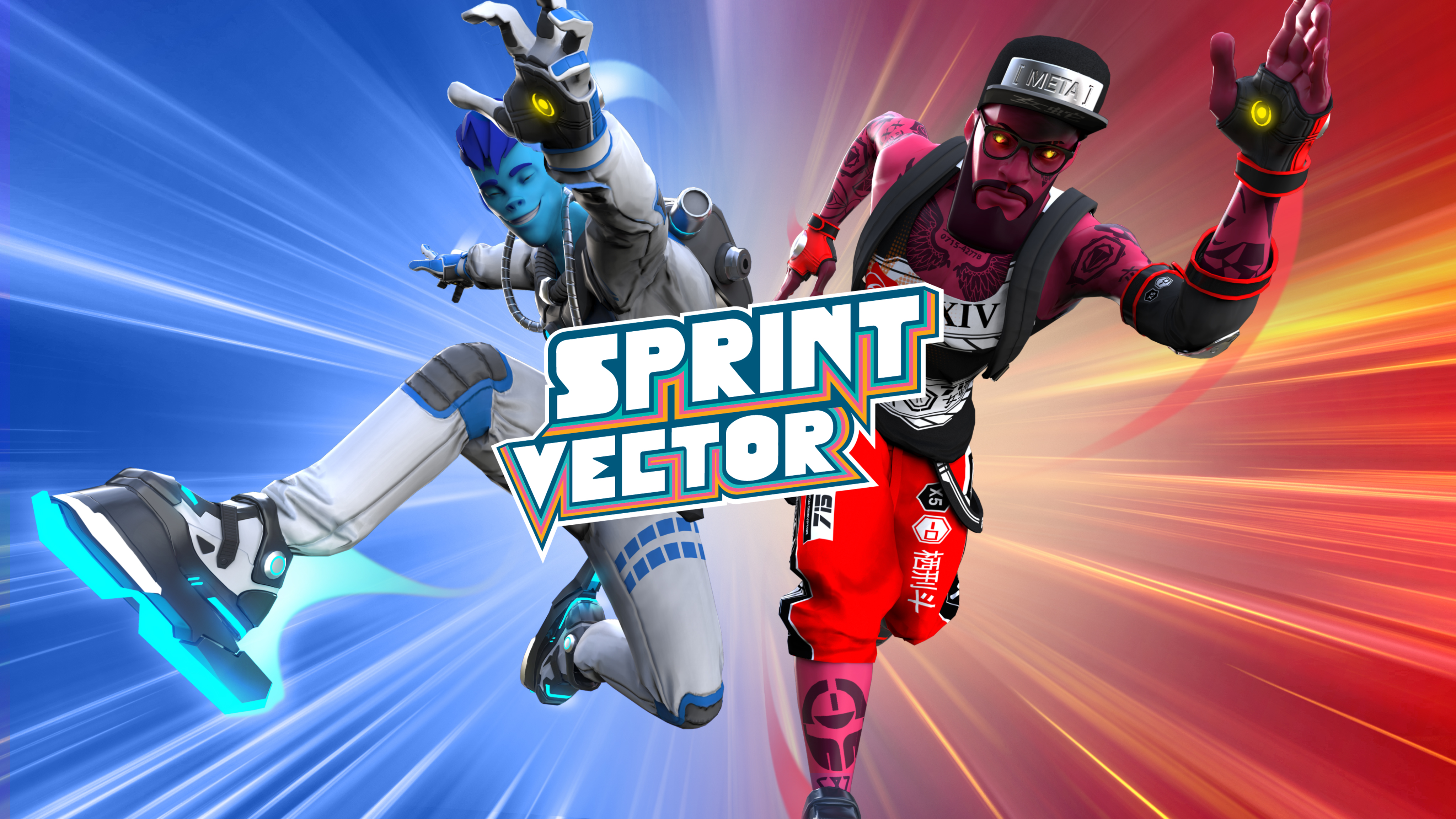 Sprint Vector is the Best Workout You'll Get at E3