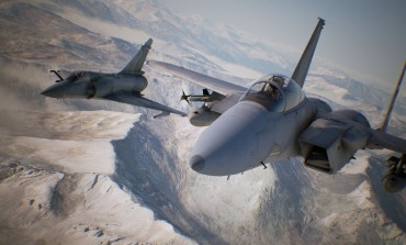 Ace Combat 7 Works Great Both In and Out of VR