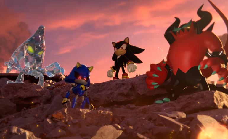Sonic Forces E3 Trailer Reveals Villains