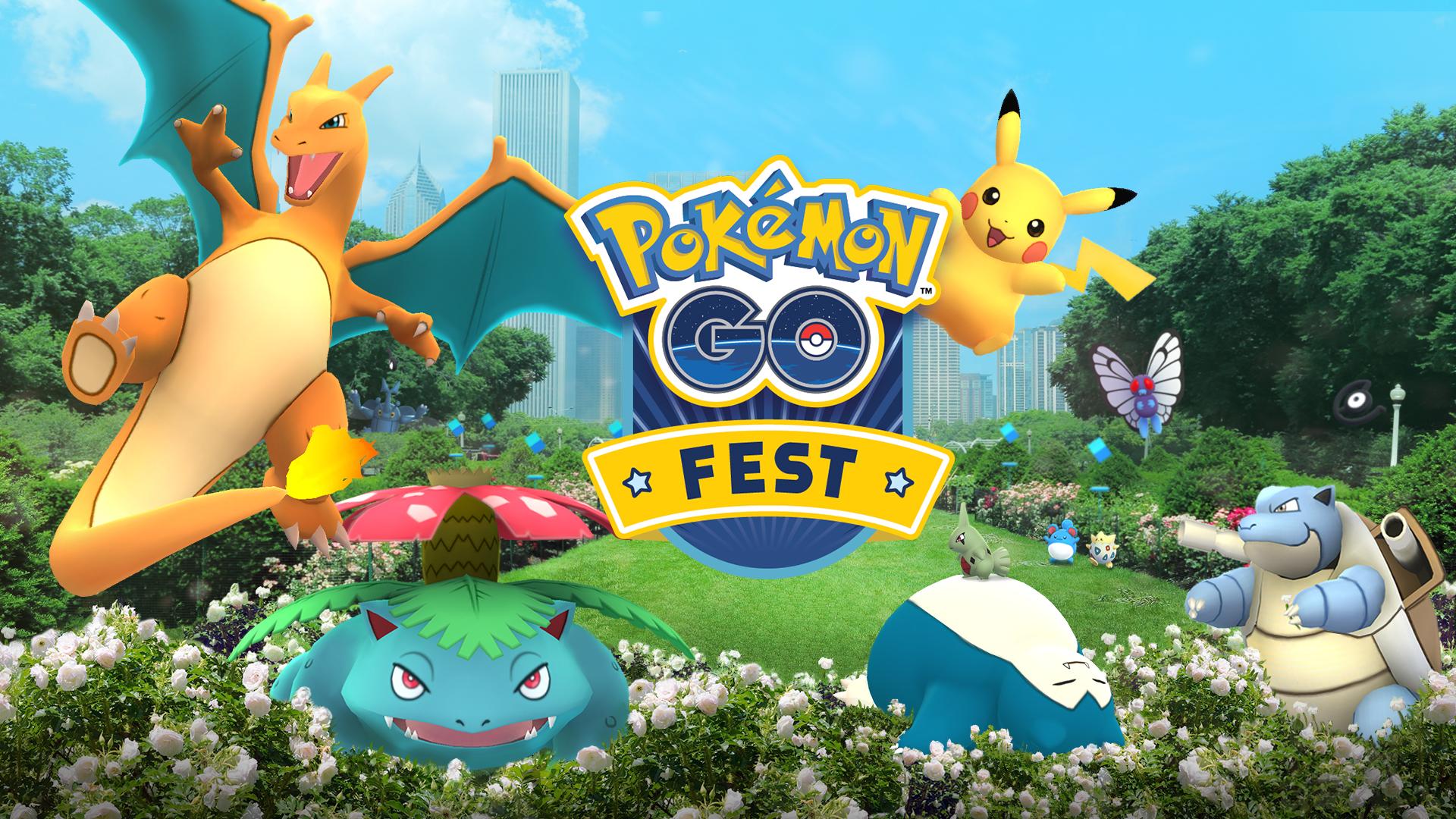 """Pokemon Go Fest Called A """"Disaster"""""""