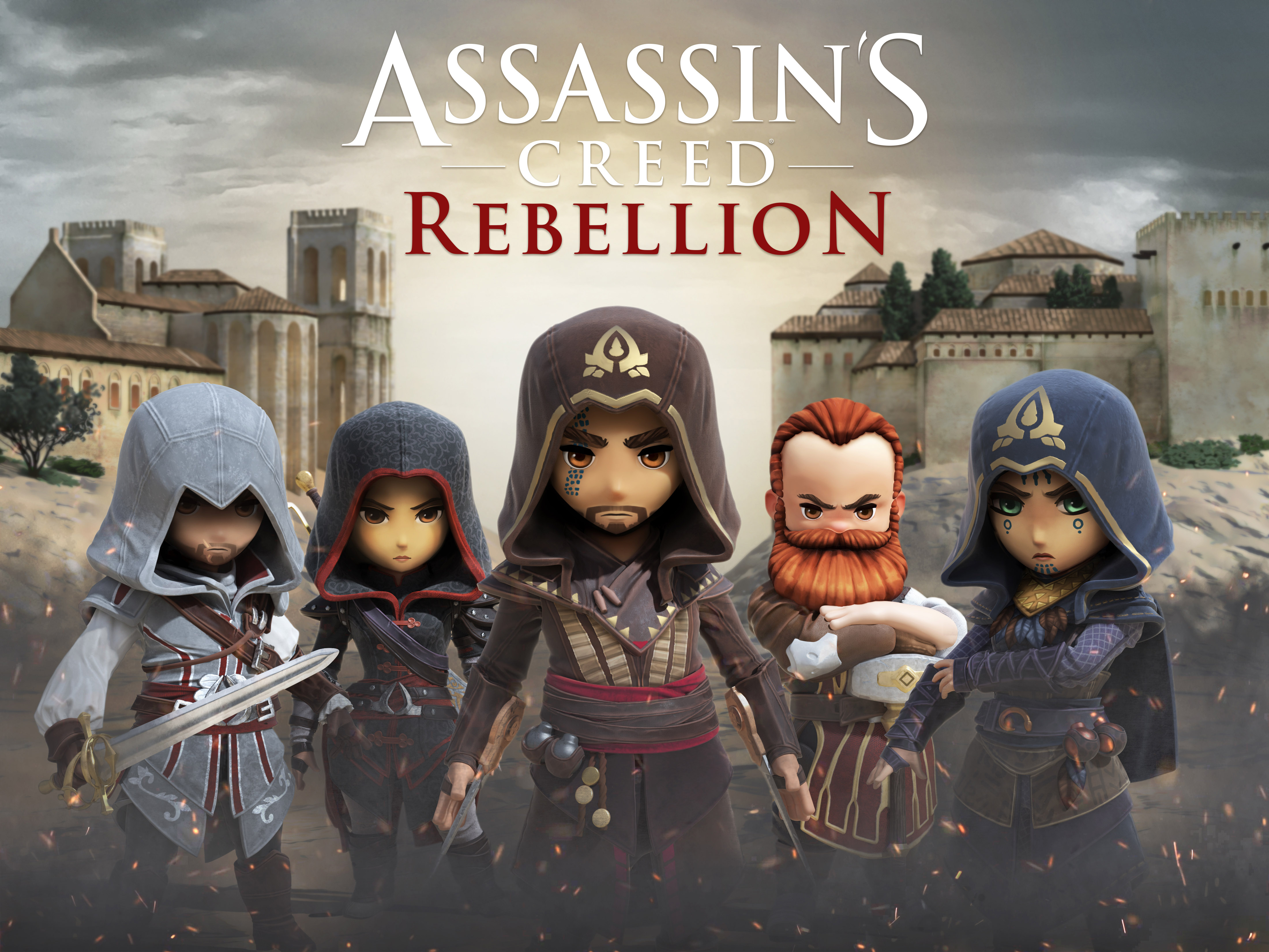 Upcoming Assassin's Creed Mobile Game Will be Free to Play