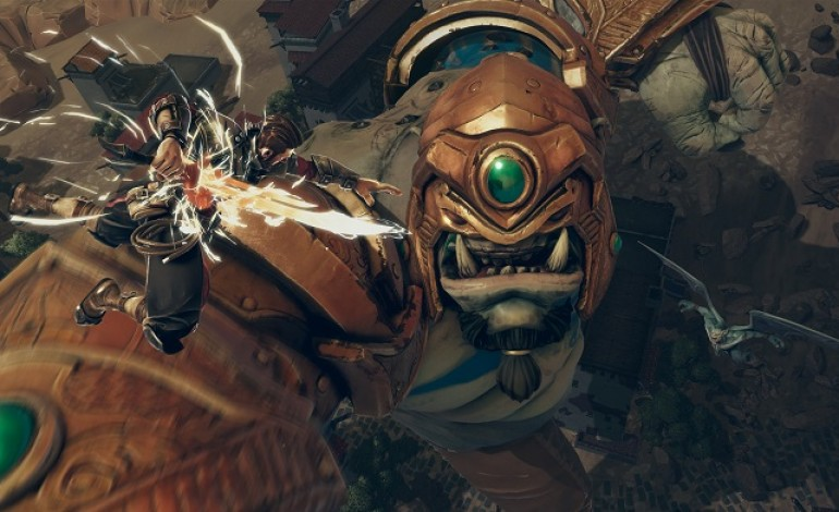 Extinction Looks Like Attack on Titan, But With Ogres