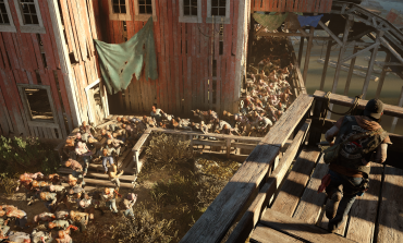 Alternative E3 Demo: Days Gone Set in a Frozen Winter Snowstorm
