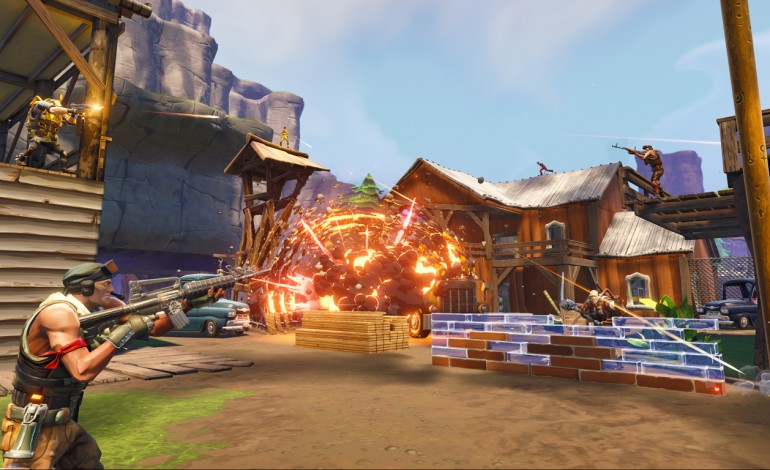 Fortnite Gets New E3 Trailer, Enters Early Access July 25