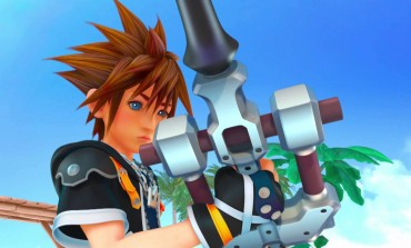 Kingdom Hearts 3 Gets A Surprising New Trailer More Info Coming Next Month
