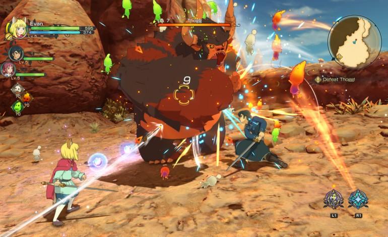 Ni No Kuni 2 Shows Off a New Combat System at E3