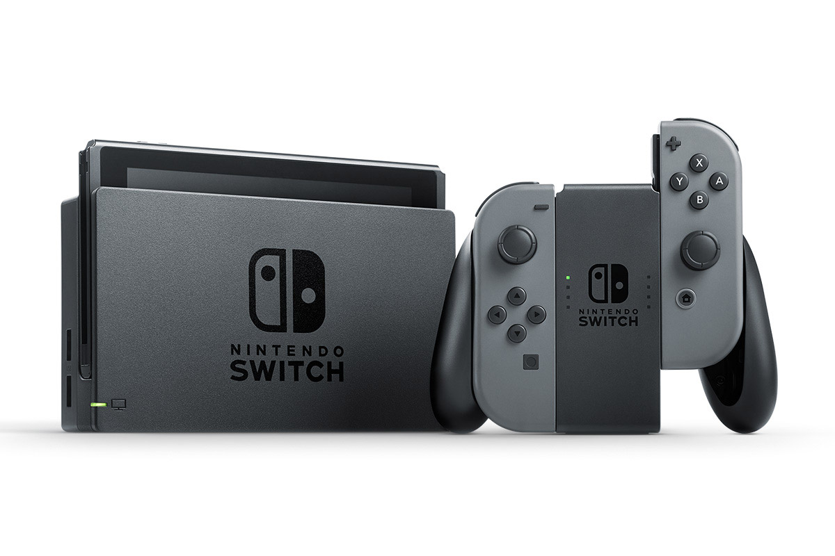 Nintendo Claims Shortage on Switch Stock is Not Intentional