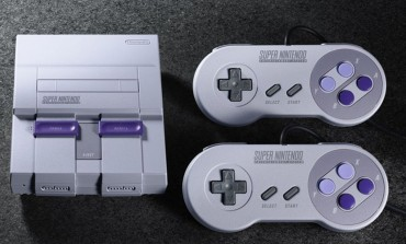 Nintendo Doubles Stock for SNES Classic