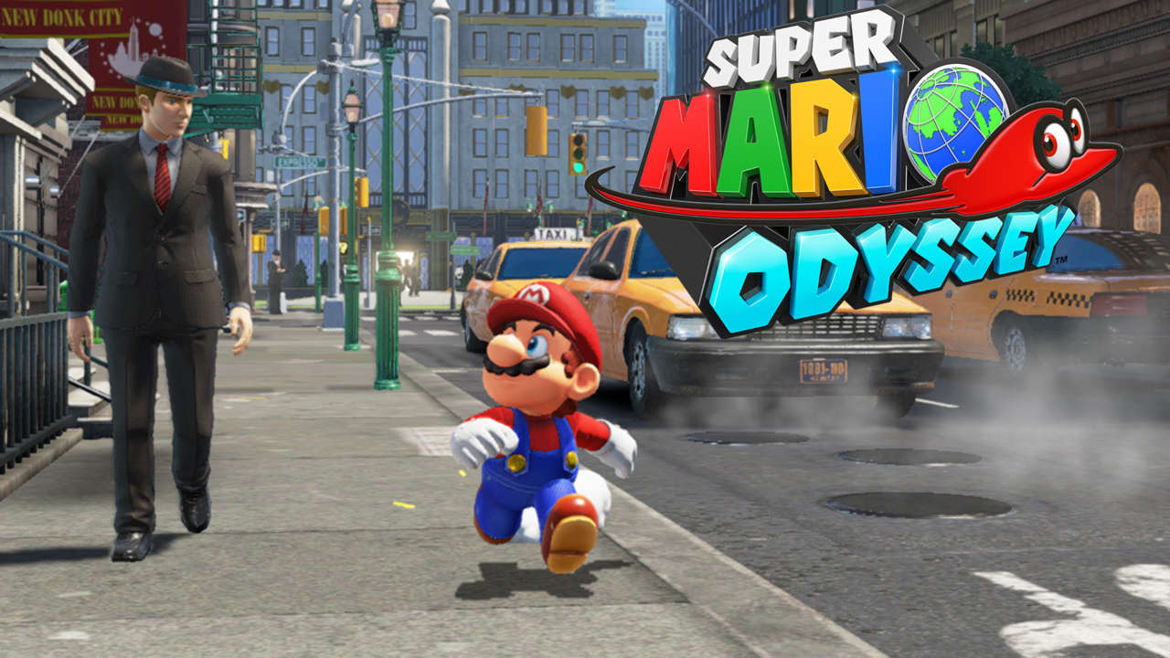 Hands On With Nintendo's Super Mario Odyssey at E3 2017
