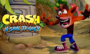 Crash Bandicoot Rescues Falling UK Game Sales