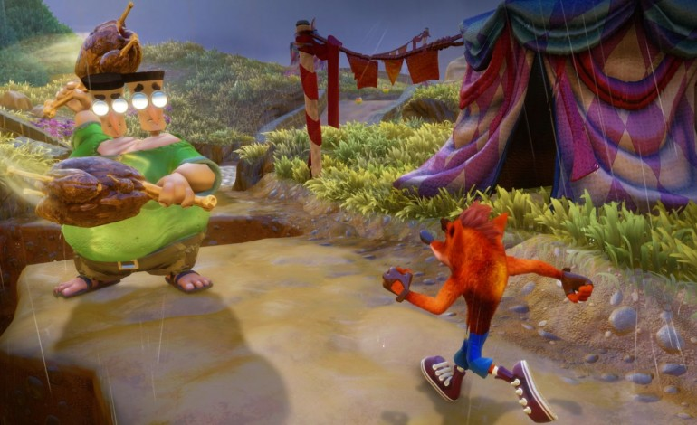 Crash Bandicoot N. Sane Trilogy Really is Harder than the Originals