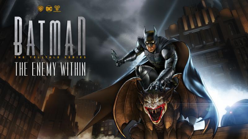 Telltale Announces New Seasons of Walking Dead, Batman and Wolf Among Us