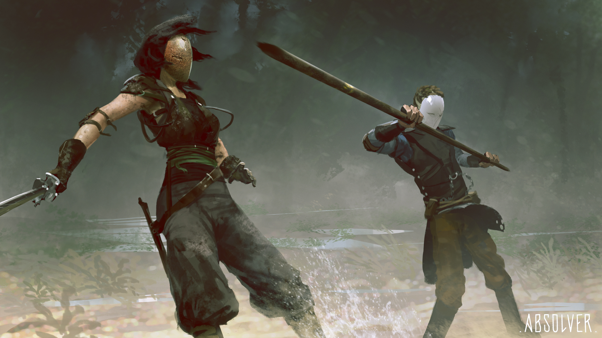 New Absolver Video Highlights Weapons and Powers