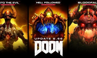 "DOOM Gets Overhauled in ""Ultimate"" Update 6.66; Free to Play This Weekend"