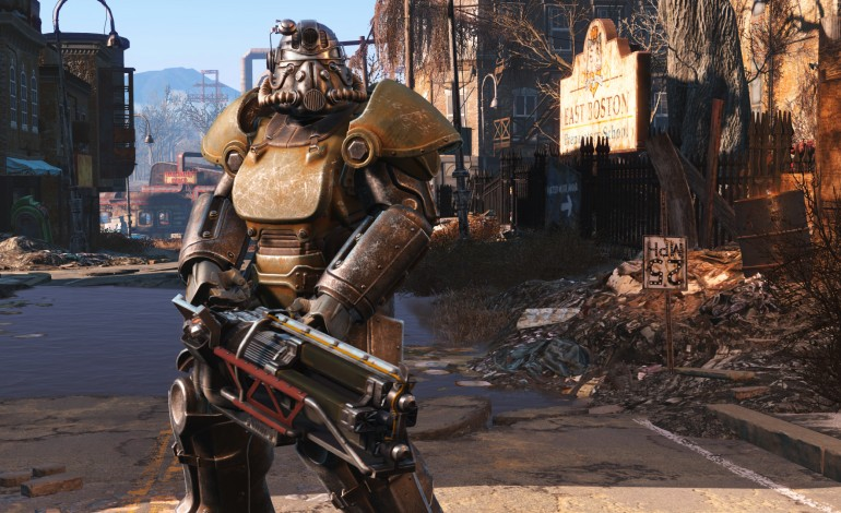 Bethesda Parent Company Sued For Fallout 4 Commercial