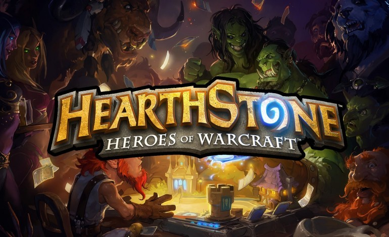 Hearthstone's Knight's of the Frozen Throne Expansion Announced