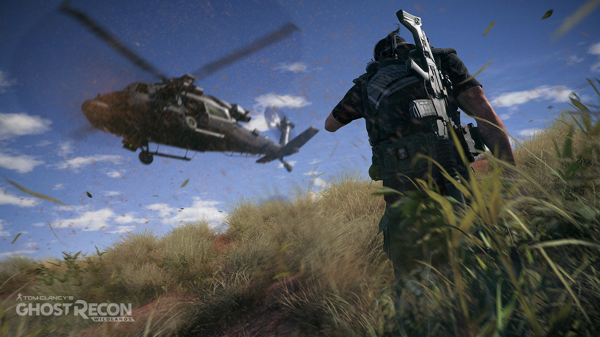 """Ghost Recon: Wildlands Gets New """"Helicopter Update""""; PvP Open Beta Coming Soon"""
