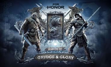 "For Honor Season 3 ""Grudge and Glory"" Starts Tomorrow"