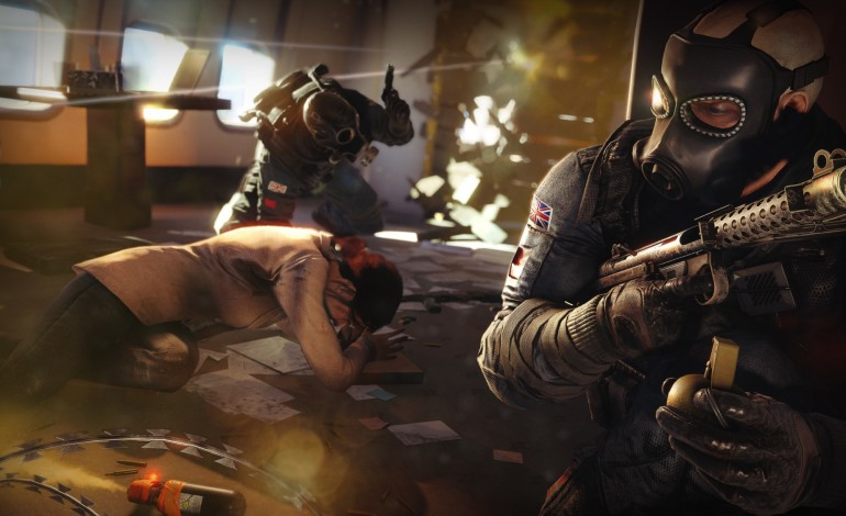 Rainbow Six Siege Hits 20 Million Registered Players