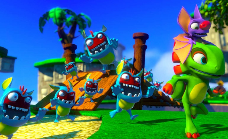 """News About Yooka Laylee For The Nintendo Switch Coming """"Soon"""""""