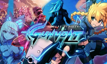 Azure Striker Gunvolt: Striker Pack Coming To The Switch This Fall