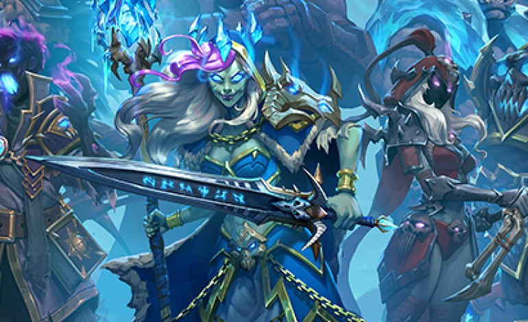 Knights Of The Frozen Throne Wallpaper: Hearthstone's Knights Of The Frozen Throne Release Date