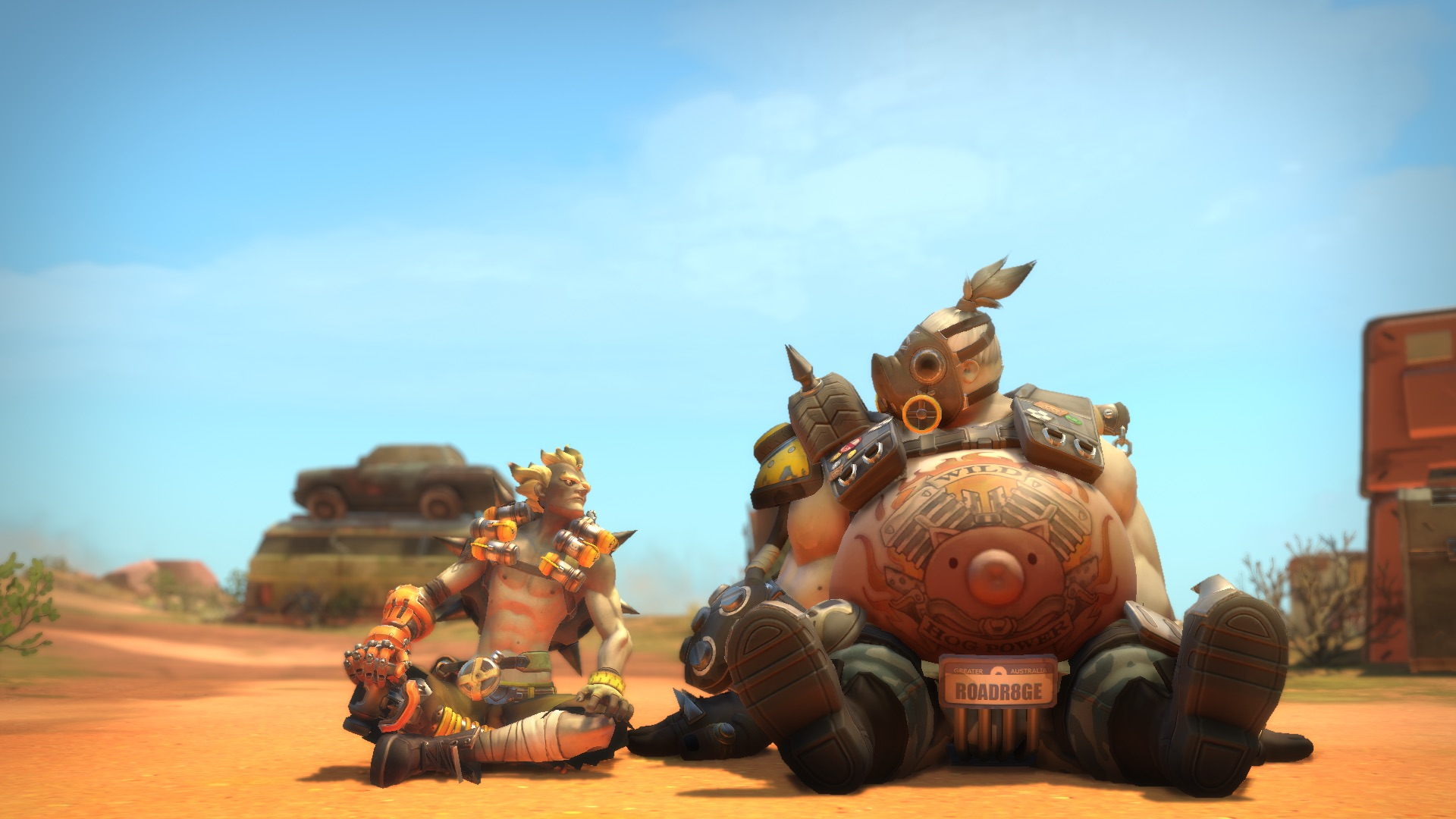 'Overwatch' Travels to Australia in New Junkertown Map