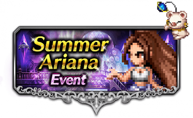 Another Version Of Ariana Grande Is Coming To Final Fantasy Brave Exvius