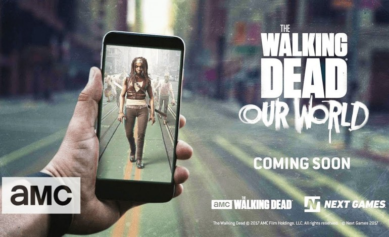 'The Walking Dead' video game could be the next Pokémon Go
