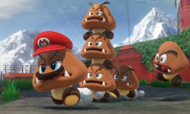 Fans Concerned About Super Mario Odyssey's File Size